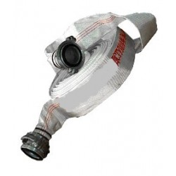 Рукав кран ∅66мм з ГР-70 (пластик) для пожежної шафи