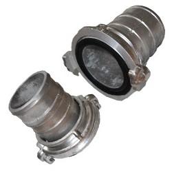 Головка напірна з'єднувальна рукавна ГР-100 (алюміній)