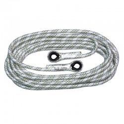 Фал з плетеного шнура для утримання 10м
