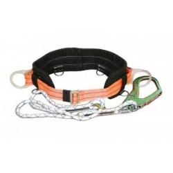 Пояс безлямковий 6 ПБ строп- плетений шнур