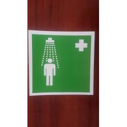 Знак Пункт прийому гігієнічних процедур (душова)