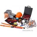 Засоби захисту при роботі з ел.струмом